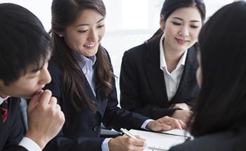 新入社員向けビジネスマナー研修