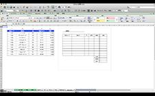Mac Excel基礎研修
